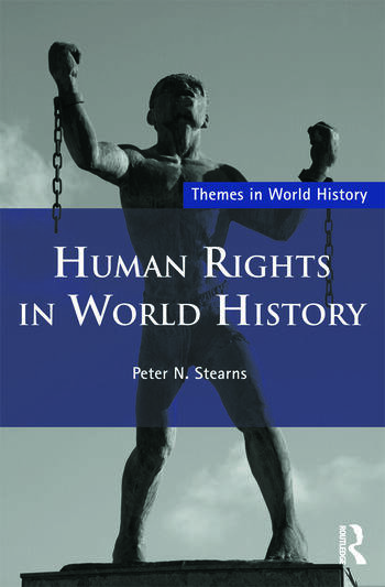 Human Rights in World History book cover
