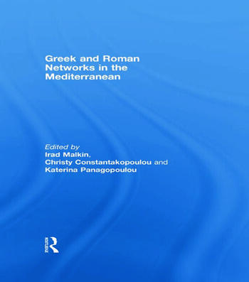 Greek and Roman Networks in the Mediterranean book cover