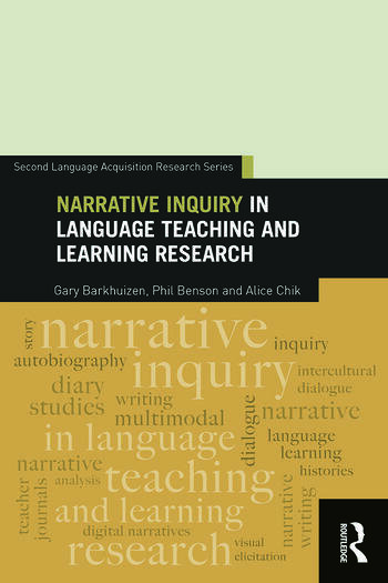 Narrative Inquiry in Language Teaching and Learning Research book cover