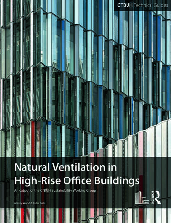 Guide To Natural Ventilation in High Rise Office Buildings book cover