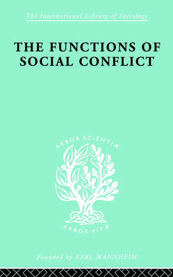 Functns Soc Conflict Ils 110 book cover