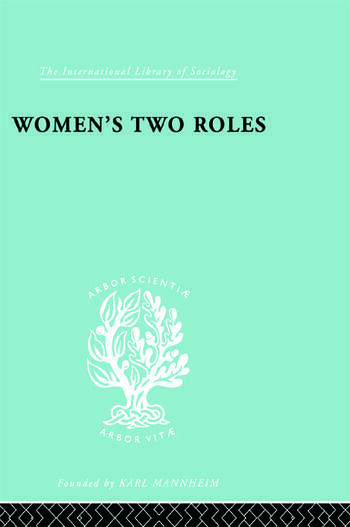 Women's Two Roles Home and Work book cover