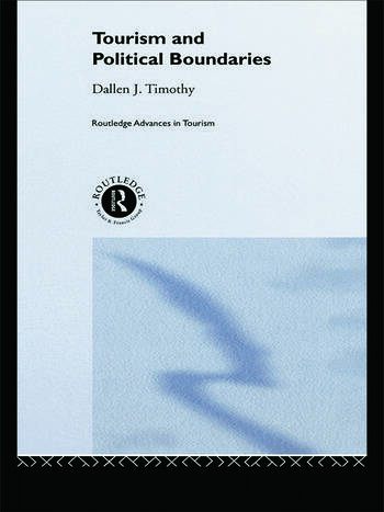 Tourism and Political Boundaries book cover