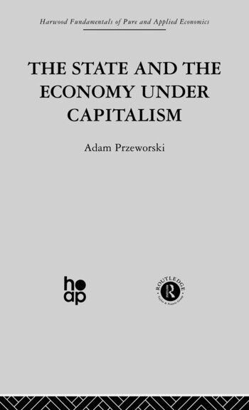 The State and the Economy Under Capitalism book cover
