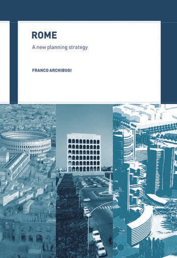 Rome A New Planning Strategy book cover