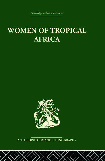 Women of Tropical Africa book cover