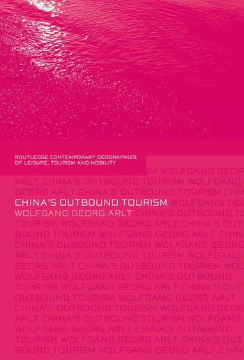 China's Outbound Tourism book cover