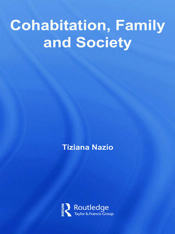 Cohabitation, Family & Society book cover
