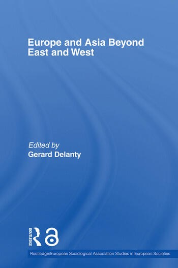Europe and Asia beyond East and West book cover