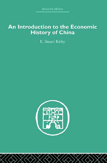 Introduction to the Economic History of China book cover