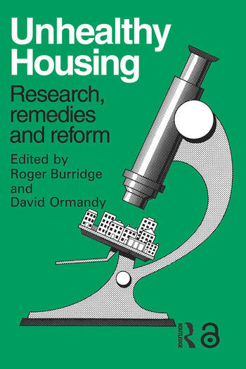 Unhealthy Housing Research, remedies and reform book cover