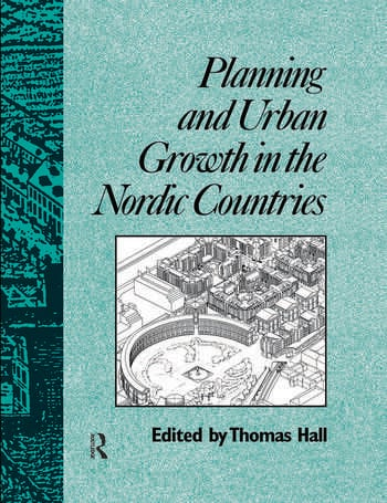 Planning and Urban Growth in Nordic Countries book cover