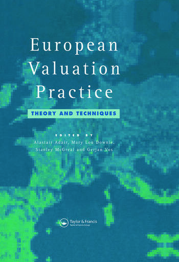 European Valuation Practice Theory and Techniques book cover