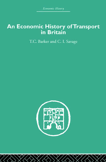 Economic History of Transport in Britain book cover