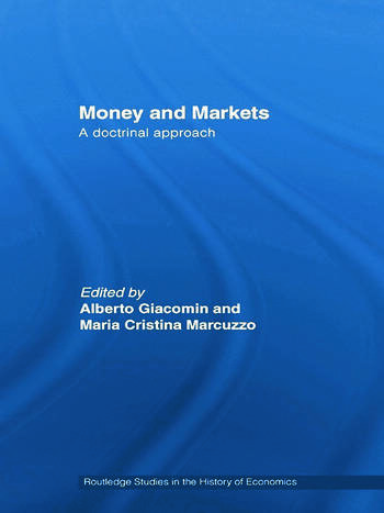 Money and Markets A Doctrinal Approach book cover