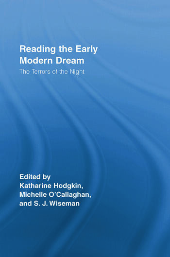 Reading the Early Modern Dream The Terrors of the Night book cover