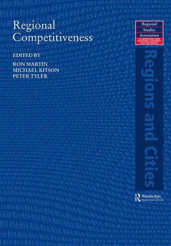Regional Competitiveness book cover