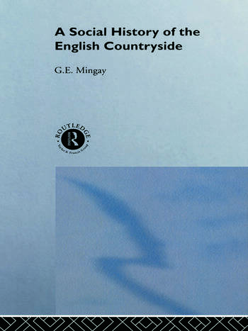 A Social History of the English Countryside book cover
