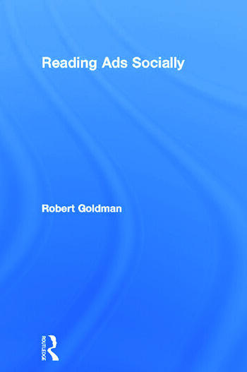Reading Ads Socially book cover