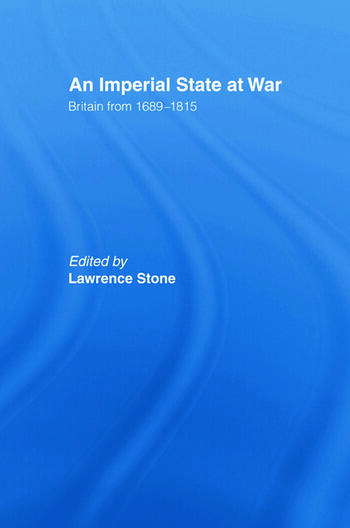 An Imperial State at War Britain From 1689-1815 book cover