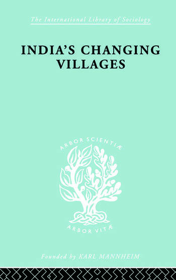 India's Changing Villages book cover