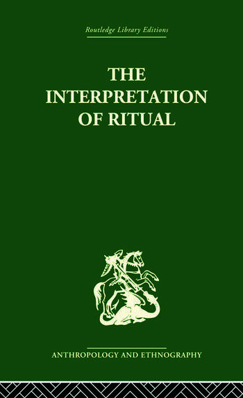 The Interpretation of Ritual book cover