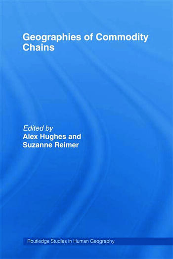 Geographies of Commodity Chains book cover