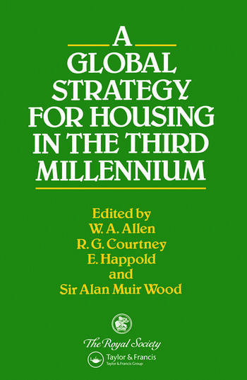 A Global Strategy for Housing in the Third Millennium book cover