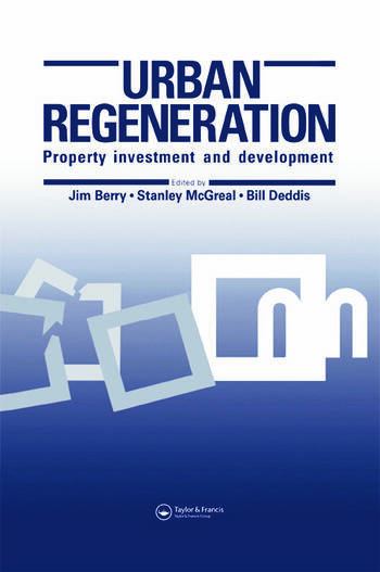Urban Regeneration Property investment and development book cover