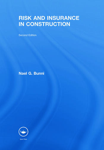 Risk and Insurance in Construction book cover
