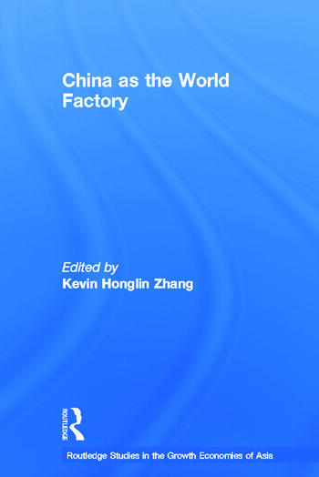 China as the World Factory book cover