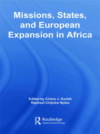 Missions, States, and European Expansion in Africa book cover