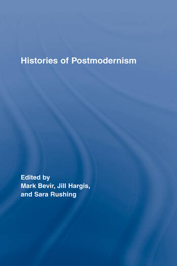 Histories of Postmodernism book cover
