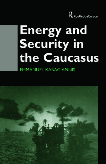 Energy and Security in the Caucasus book cover