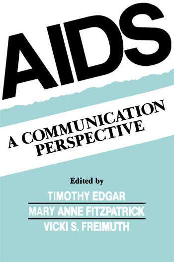 Aids A Communication Perspective book cover