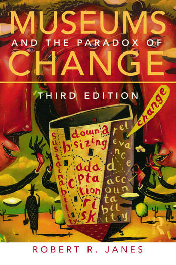 Museums and the Paradox of Change book cover