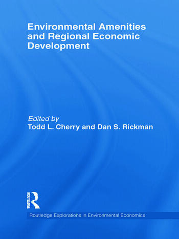 Environmental Amenities and Regional Economic Development book cover