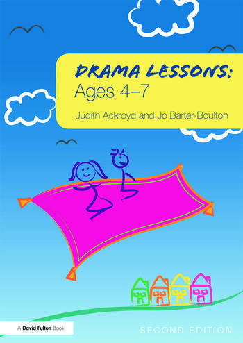 Drama Lessons: Ages 4-7 book cover