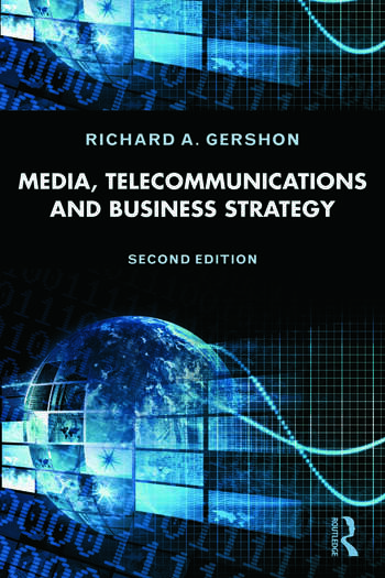 Media, Telecommunications, and Business Strategy book cover