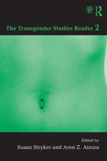 The Transgender Studies Reader 2 book cover