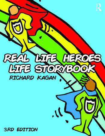 Real Life Heroes Life Storybook book cover