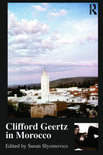 Clifford Geertz in Morocco book cover