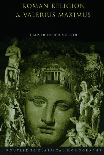 Roman Religion in Valerius Maximus book cover