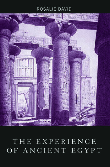 The Experience of Ancient Egypt book cover