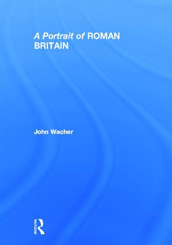 A Portrait of Roman Britain book cover