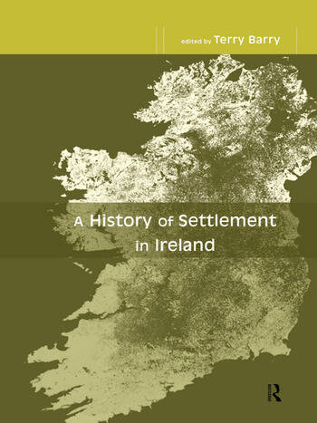 A History of Settlement in Ireland book cover