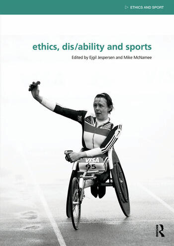 Ethics, Disability and Sports book cover