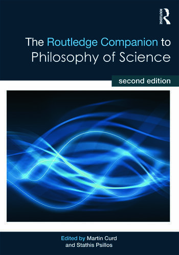 The Routledge Companion to Philosophy of Science book cover