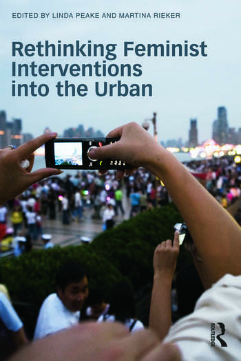 Rethinking Feminist Interventions into the Urban book cover