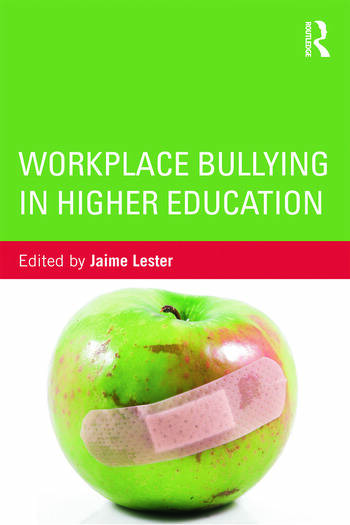 Workplace Bullying in Higher Education book cover